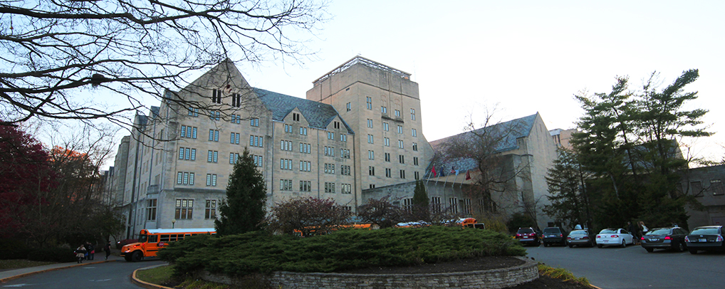 Biddle Hotel and Conference Center in the Indiana Memorial Union